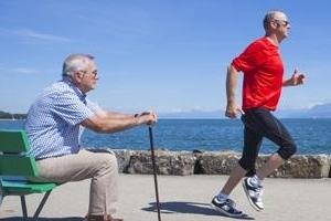 나이 들면 왜 근육량이 줄어들까?