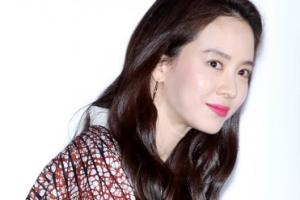 [포토] 송지효, 봄을 부르는 '여신 미소'