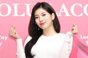 [포토] 수지, 핑크빛 '여신 미모'