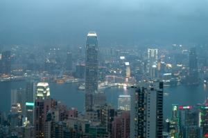 대규모 재정흑자 홍콩 정부, 150만 명에 55만 원씩 '쏜다'