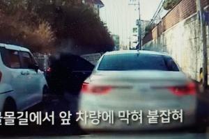 """훔친 차로 무면허 음주운전까지 """"간큰 10대 중·고교생들"""""""