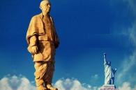자유의 여신상보다 2배 큰 인도 '통일의 동상'