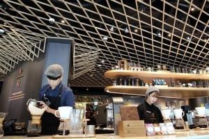 커피계의 애플 '파란 병'의 상륙… 더 스페셜한 바람이 분다