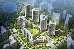 GS건설 '신길 파크자이', 85㎡ 이하 97%… 근린공원 등 녹지 풍부