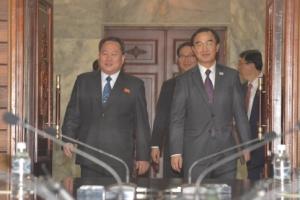 [전문]남북정상회담을 위한 고위급 회담 공동보도문