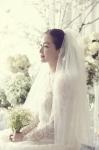 '깜짝 결혼' 최지우 웨딩…