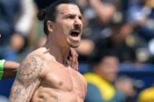 이브라히모비치 두 골, 거쳐간 모든 팀의 데뷔전 득점 '기염'