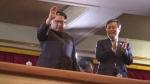 방북 예술단, 북한 주민들…