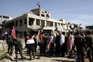 시리아군, 동구타 탈환…최후의 반군도 짐쌌다