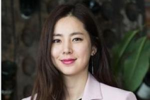 """'5월의 신부' 한채아 """"임신 6주…축복해주세요"""""""