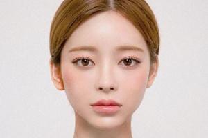 '얼굴 천재' 강태리 미모 인증한 증명사진