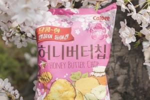 '허니버터칩 체리블라썸' 완판
