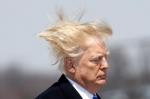 트럼프 '바람아 멈추어다…
