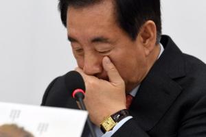 김성태 신분증 없이 국내선 탑승…특혜 논란