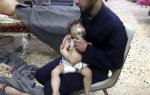 시리아 화학무기 살포 의혹…