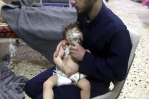 시리아 화학무기 살포 의혹… 동구타 최대 100명 사망