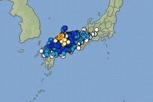 일본 지진, 피해 규모는? 단수·정전 등 주민 불안에 떨어