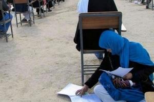 대학 입학시험 치르며 딸에게 젖 물린 아프간 여성 삶이 달라졌다