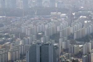 서울 아파트 전셋값 9주 연속 하락…전세가율 60% 붕괴
