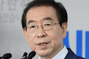 박원순 3선도전 첫 정책발표…'서울페이 도입'