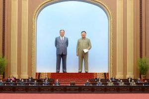 김정은, 北 최고인민회의 불참… '핵' 빼고 '전략국가' 언급