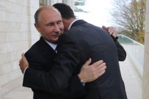 """'러시아 방패'에 숨는 시리아…""""미군기지에 보복"""" 위협도"""