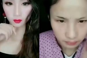 화장 지운 민낯 여성들의 '충격적 반전'