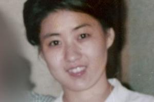 김정은 위원장의 생모 고용희 20세 때의 꽃다운 미모 희귀 사진