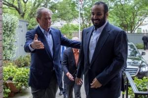 [글로벌 인사이트] 노타이 파격 속 '反이란' 강경 발언 … 사우디 왕세자 외교 통할…