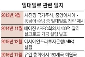 """위기의 '일대일로'… 中 내부서도 """"참여국 재원 부족"""""""