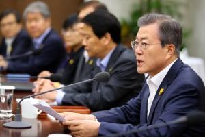 남북정상회담 D-10 카운트다운…문 대통령, 회담 준비에 집중