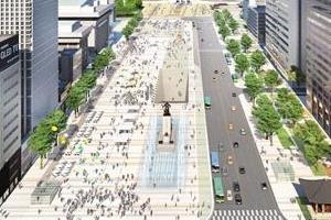 전시행정 vs 역사성 복원…질곡의 광장개발 역사