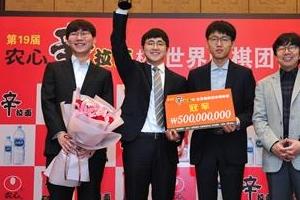 [한국 바둑 '新4인방 시대'] 다시, 4인의 기사… 바둑판 흔든다