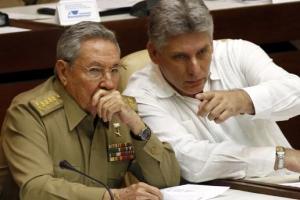 '쿠바 혁명 2세대' 전면에… 라울은 '그림자 정치'