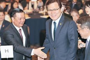 베트남 투자 환경 설명회 열려