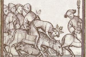 프랑스 상징 만든 중세 '악마의 동물'