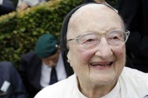 수많은 병사 구한 '디에페의 천사' 아그네스 수녀님 104세로 타계