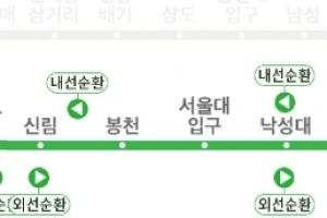 2호선 운행 최대 25분 지연…월요일 '지각 대란'
