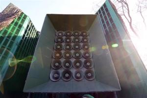 北 '핵실험장 폐기조치'에 南 '확성기방송 중단'으로 화답