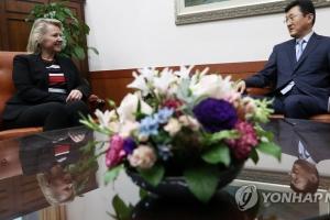 남북정상회담 앞두고 한·미 차관보 회담