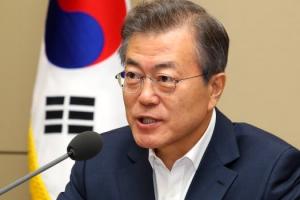 대북 확성기 껐다… 北핵동결에 화답