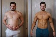 3달 만에 완성된 근육질 몸매…비결은?
