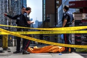 """외교부 """"토론토 차량돌진에 우리국민 2명·캐나다동포 1명 사망"""""""