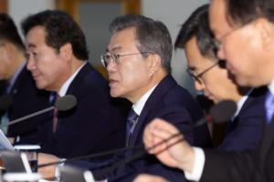 """文 """"6월 개헌투표 무산, 납득할 수 없다"""""""