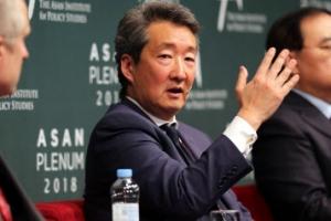 """빅터 차 """"비핵화 선언은 최소한의 결과물… 그 이상 나올 것"""""""
