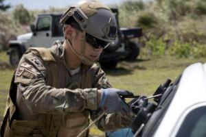 공군, 괌에서 실전훈련