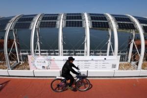 광화문광장도 월드컵공원도 태양광…'친환경 서울' 빛난다