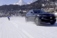 시속 149km 속도로 스노보딩…세계 신기록