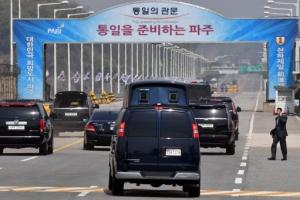 비핵화·종전선언·이산상봉… 文 던지고 金 받는다