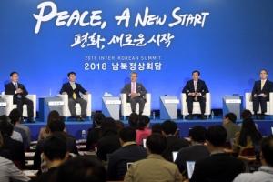 """문정인 """"文대통령, 北비핵화 의지 서면으로 확인 원할 것"""""""